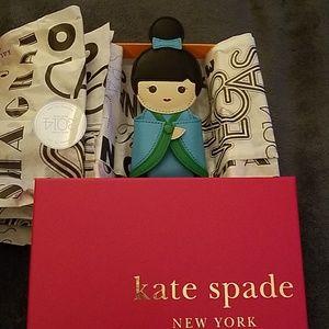 Kate Spade Hello Tokyo Kimmidoll Coin Purse